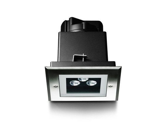 Zip LED downlight square by Simes | General lighting