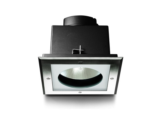 Megazip downlight square by Simes | General lighting
