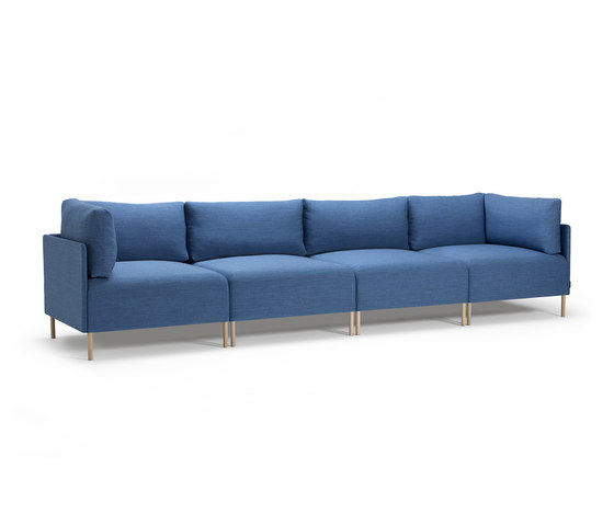 Blocks sofa de OFFECCT | Canapés d'attente