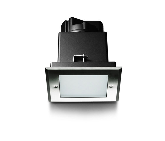 Zip downlight square by Simes | General lighting
