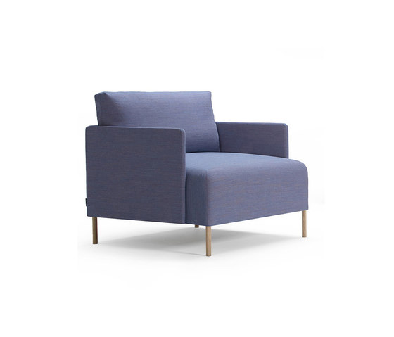 Blocks by OFFECCT | Lounge chairs