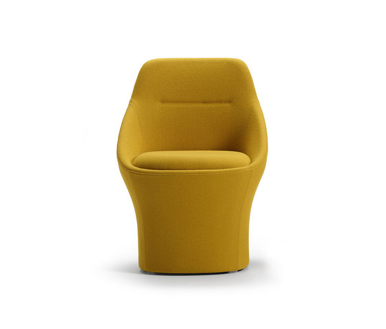 Ezy easy chair by OFFECCT | Lounge chairs