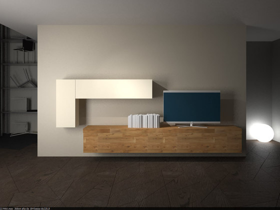 36e8 Wildwood Storage de LAGO | Rangements muraux