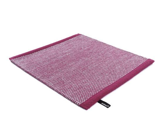 FlatLab Vol. 2 barberry von Miinu | Formatteppiche