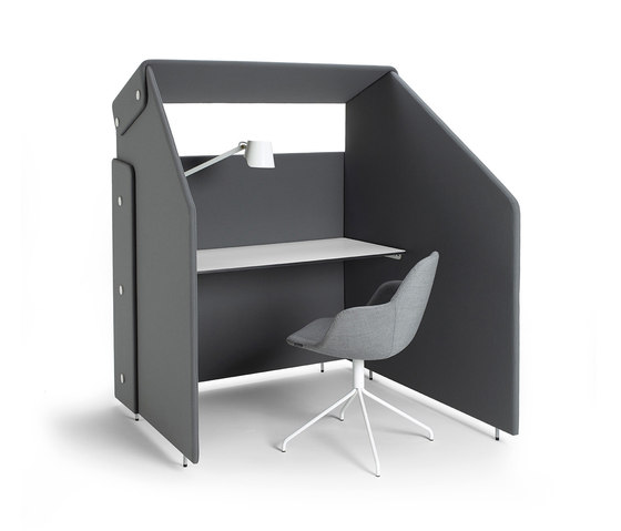 Focus divider by OFFECCT | Hotdesking / temporary workspaces