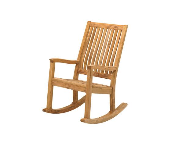Kingston Rocking Chair de Gloster Furniture GmbH | Sillas