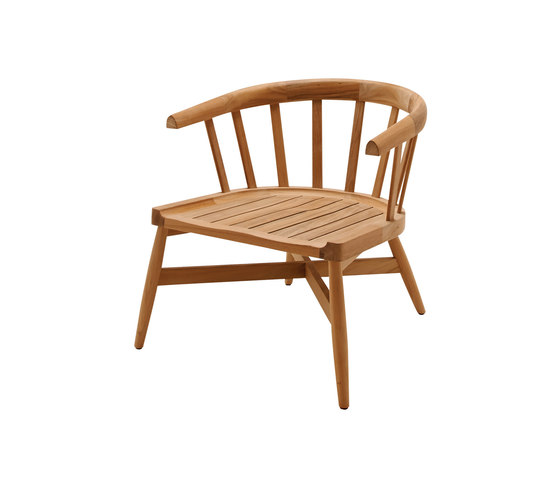 Windsor Dining Chair by Gloster Furniture GmbH | Garden chairs