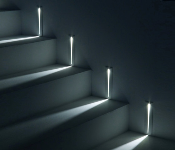 Step by Simes | Recessed wall lights