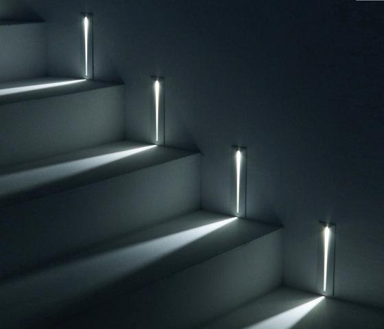 Step di Simes | Lampade parete incasso