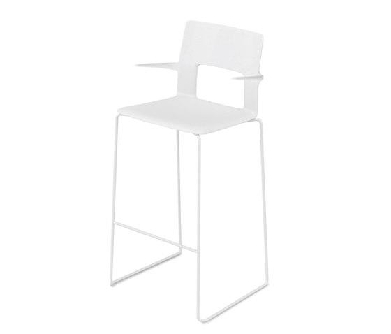 Kobe barstool by Desalto   Bar stools