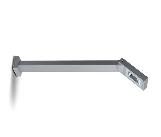 Movit rectangular with arm by Simes | Spotlights