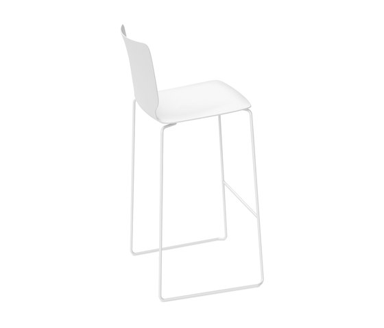Holm sledge barstool by Desalto | Bar stools