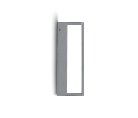 Mini-Cool wall mounted L 220mm by Simes | General lighting