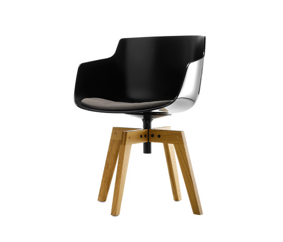 Flow slim by MDF Italia | Chairs