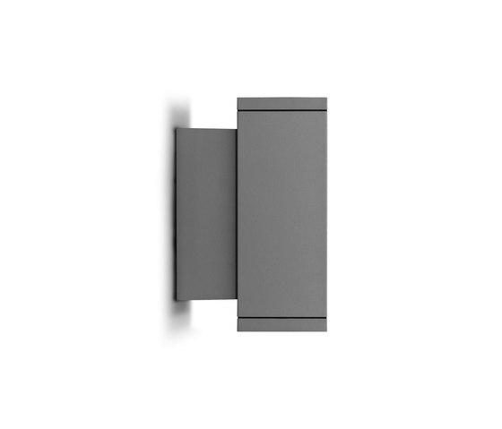 Minislot square wall down by Simes | Wall-mounted spotlights