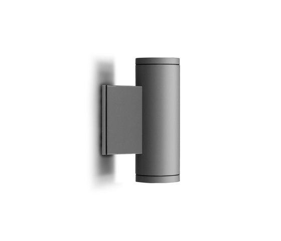 Microslot Tondo Parete Up-Down de Simes | Lámparas de pared