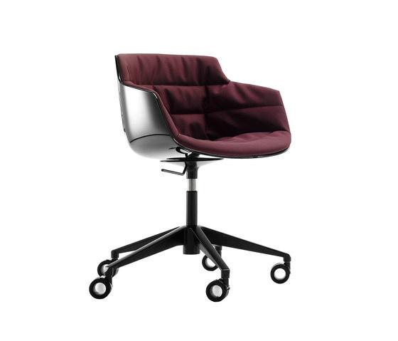 Flow slim by MDF Italia | Task chairs