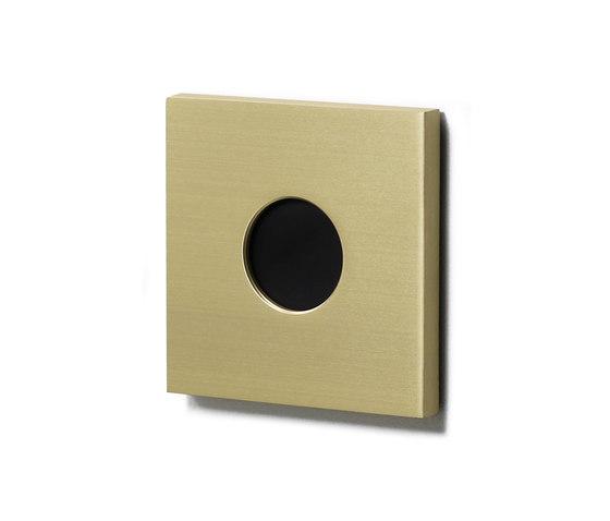Auro motion detector - black by Basalte | Presence detectors