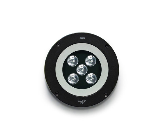 Flat round LED by Simes | General lighting
