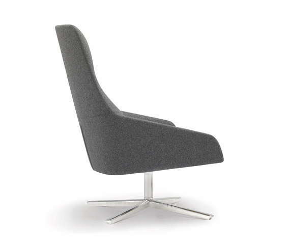 Alya BU 1520 by Andreu World | Lounge chairs