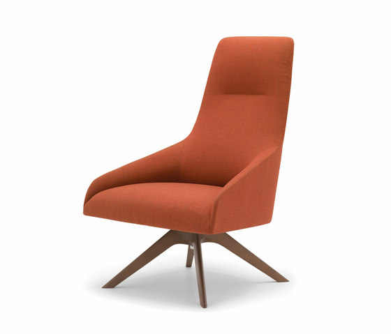 Alya BU 1521 by Andreu World | Lounge chairs