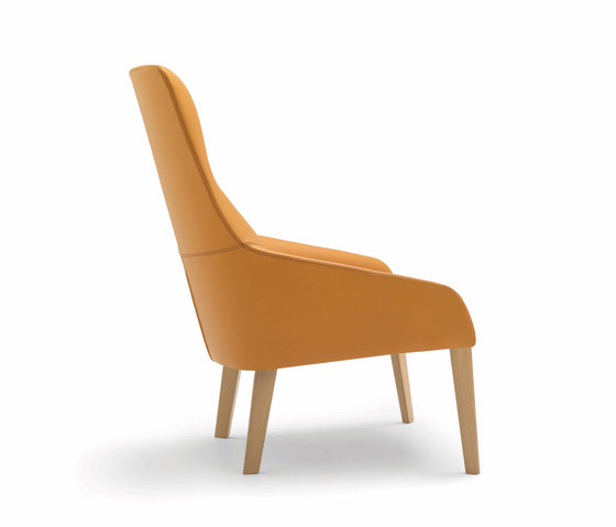 Alya BU 1522 by Andreu World | Lounge chairs