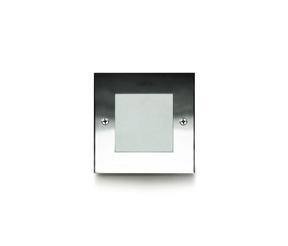 Microzip square LED by Simes | General lighting