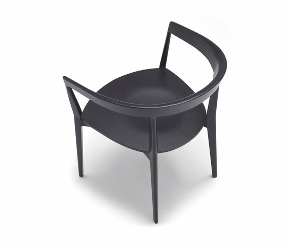 Carola SO 0907 by Andreu World | Restaurant chairs