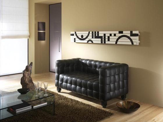 Rosy Graphic Totem horizontal by Cordivari | Radiators