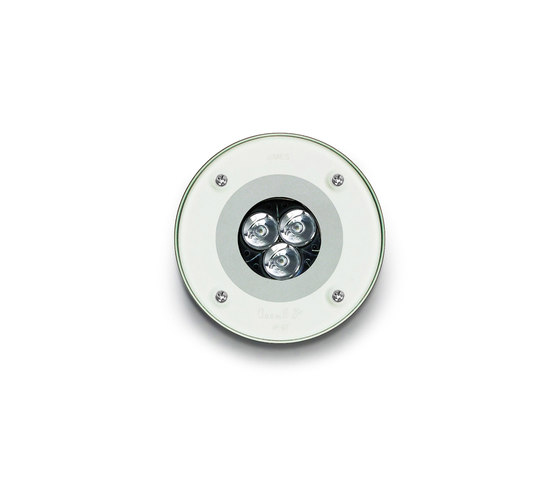 Miniplano round LED by Simes   General lighting