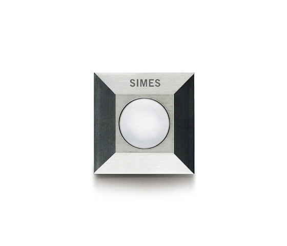 Nanoled square 30mm by Simes | General lighting