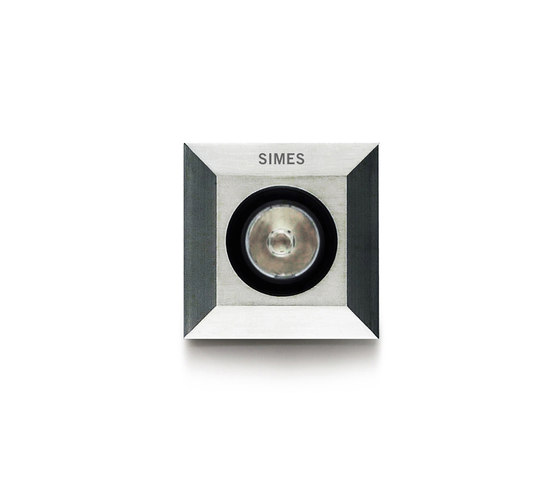 Nanoled square 45mm by Simes | General lighting