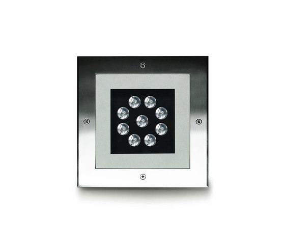 Compact square 275 LED by Simes | General lighting