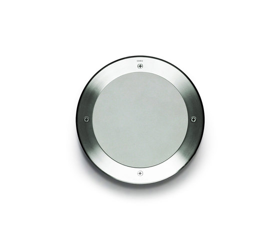 Compact round 275 by Simes | Outdoor recessed floor lights