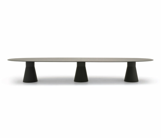 Reverse Conference ME 5031 by Andreu World | Modular conference table elements
