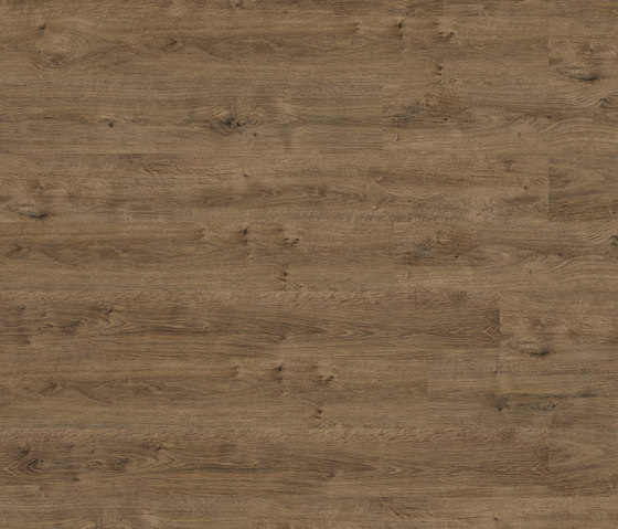 Expona Domestic - Dark Classic Oak by objectflor | Synthetic slabs