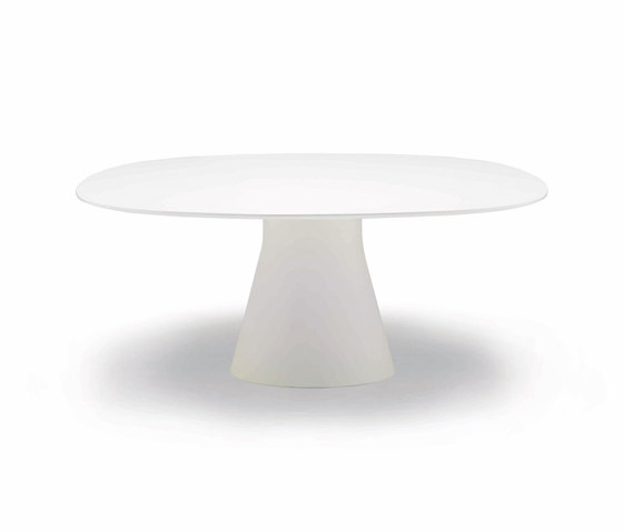 Reverse Conference ME 5087 by Andreu World | Meeting room tables