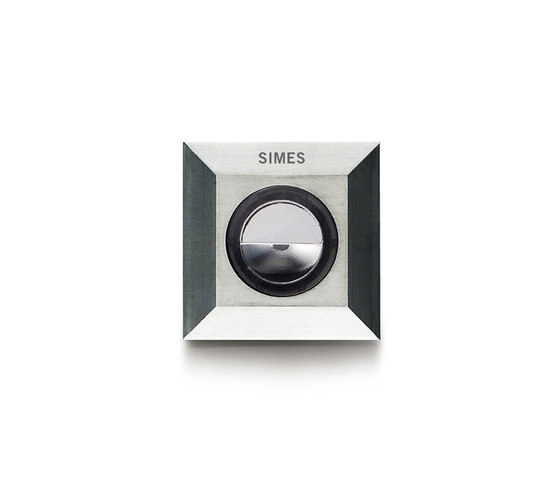 Nanoled wall square 45mm by Simes | General lighting