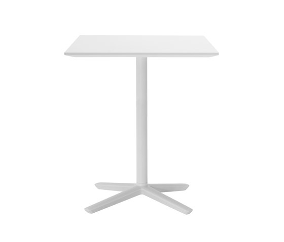 Quattro Occasional ME 6709 by Andreu World | Cafeteria tables