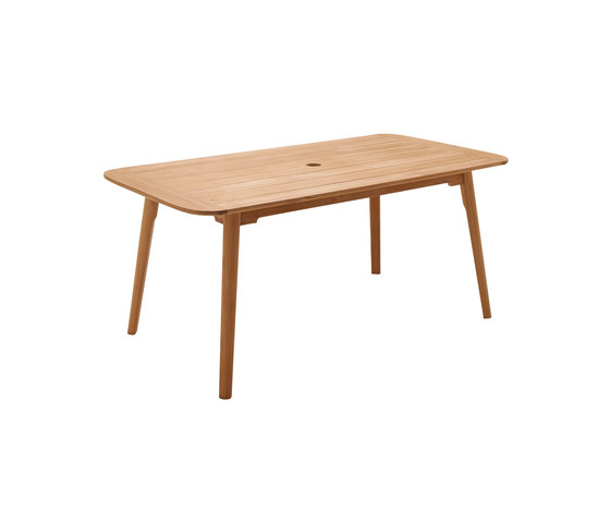 Winchester 91.5cm x 180cm Table by Gloster Furniture | Dining tables