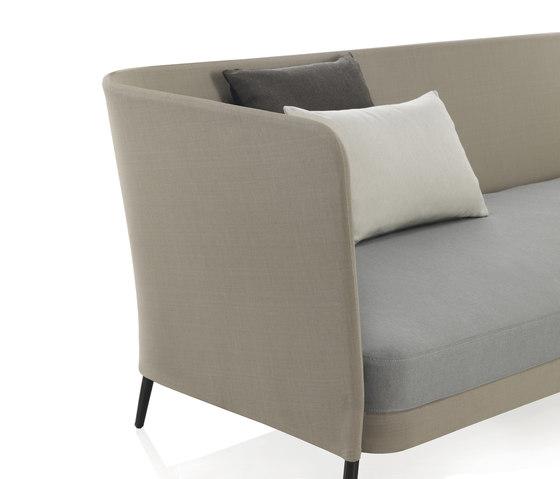 Käbu sofa de Expormim | Sofás de jardín