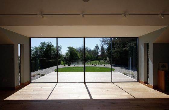KELLER minimal windows® de Keller   Puertas de vidrio