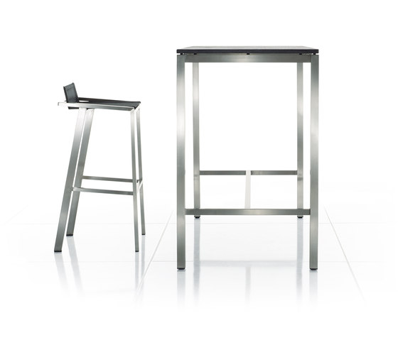 Allure Bar Stool di solpuri | Sgabelli bar da giardino