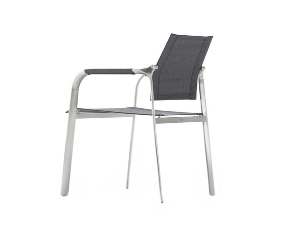 Axis stacking chair by solpuri | Garden chairs