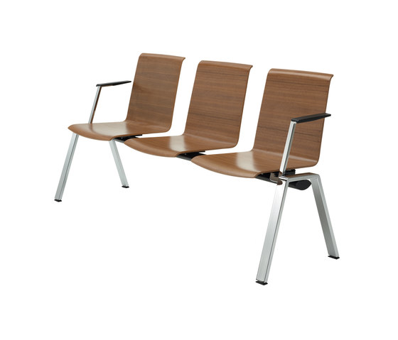 PUBLICA Bench by König+Neurath | Waiting area benches