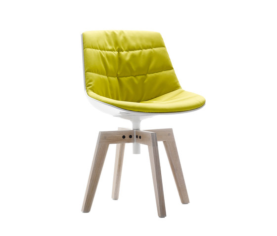 Flow chair by MDF Italia | Conference chairs