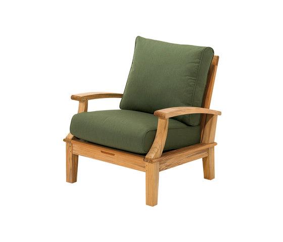 Ventura Deep Seating Reclining Armchair de Gloster Furniture GmbH | Sillones
