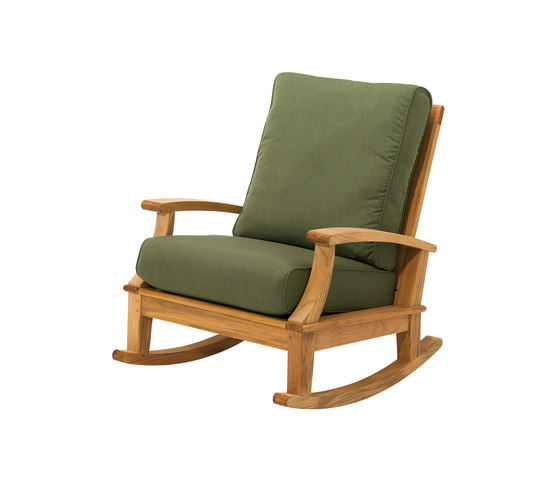 Ventura Deep Seating Rocking Chair von Gloster Furniture GmbH | Sessel