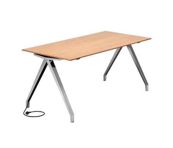 TABLE.A de König+Neurath | Bureaux individuels
