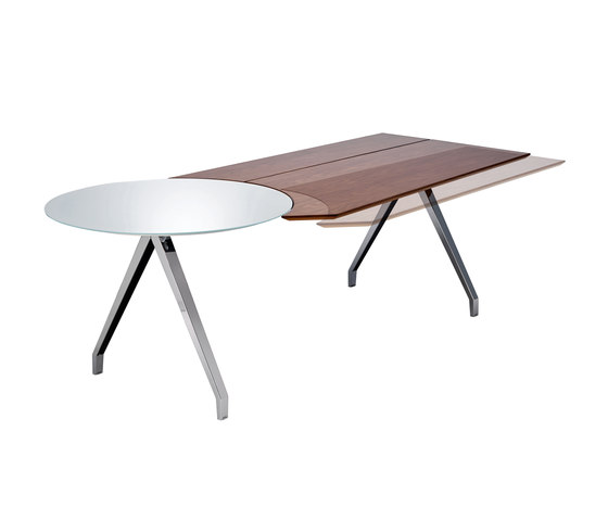 TABLE.A Dual Top by König+Neurath | Executive desks
